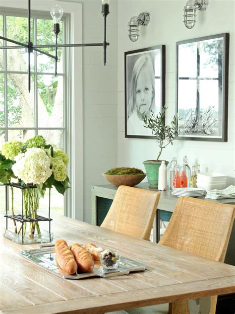 dining room table decorating ideas 15 dining room decorating ideas hgtv