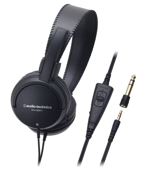 Audio Technica Ath Clr100is With Micropohone Black buy audio technica ath 300tv on ear wired headphone