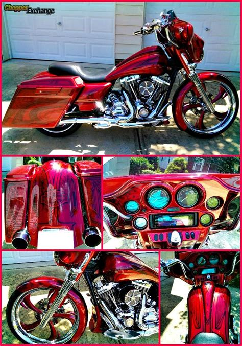 for sale 2011 harley davidson glide raleigh nc house of kolor custom paint 5895