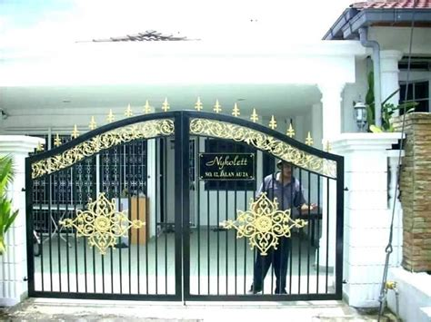 latest iron gate designs  house  pictures