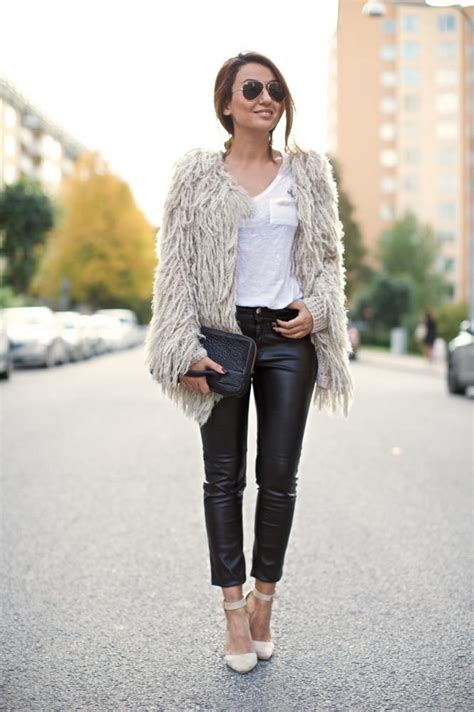 outfits thatll     pair  leather pants