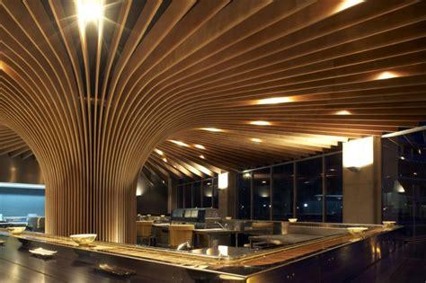 Restaurant Architecture Tree Restaurant Design By Koichi Takada Architects