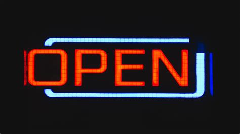 shop open sign lights free images number store electrical business