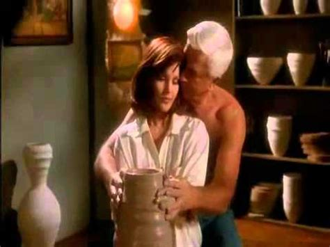 ghost film pottery scene youtube addio a leslie nielsen is dead morto ghost parody