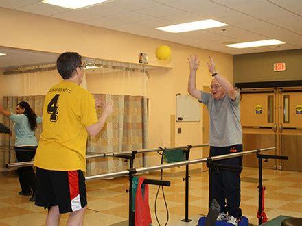 Wellness Detox Center Parkinsons by Parkinsons Wellness Northeast Rehab Hospital
