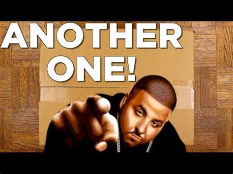 dj khaled one mp unboxing another one dj khaled voice youtube
