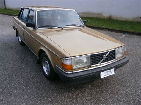 volvo 240 uk volvo 240 disel with service book for sale 1982