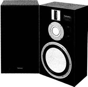 technics sb  honeycomb disc speaker system manual hifi