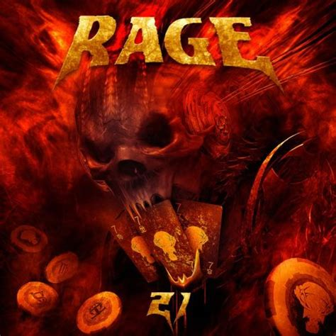 Rage S Rage 21 Reviews Encyclopaedia Metallum The Metal Archives