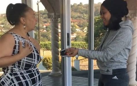 Wedding Car Hire Quinton by Minnie Dlamini Buys Parents A Bmw Epyk Living