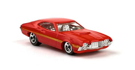 Hotwheels Ford Sports wheels 1972 ford gran torino sport strobist info can flickr