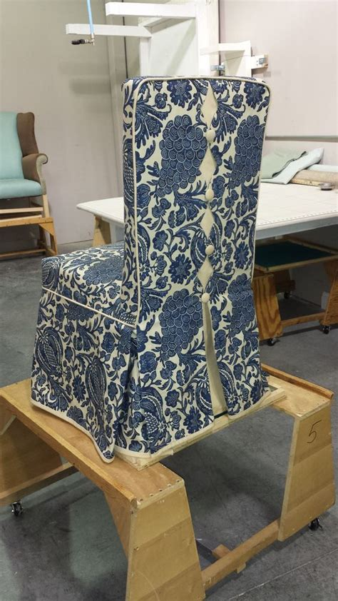custom parson chair slipcovers custom parsons chair slipcover with decorative back and
