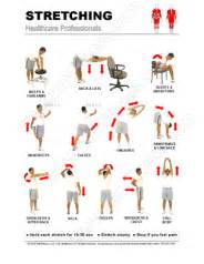 free printable stretching guides ramfitness