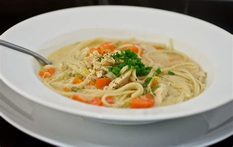 chicken noodle soup recipe dishmaps