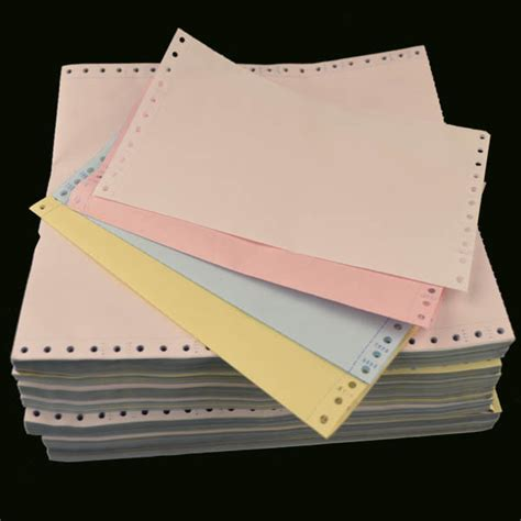 Kertas Ncr Continuous Form Sidu 3 Ply blank 3 ply continuous carbonless printing paper 3 ply ncr computer form paper buy adhesive