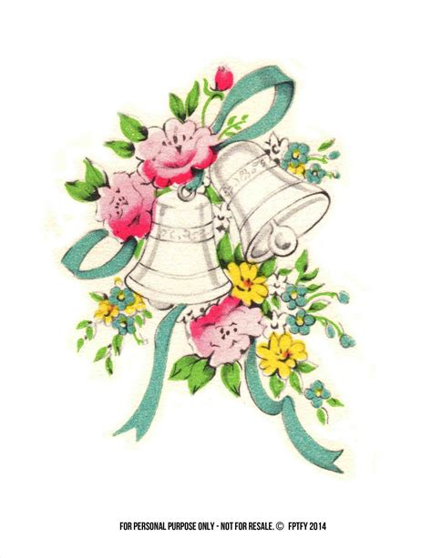 wedding bells daily stock illustration bell free on