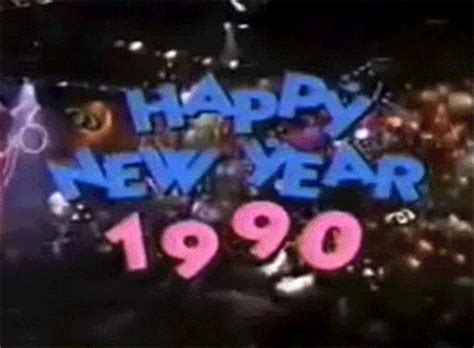 new year 1990 year of the new year 90s gif find on giphy
