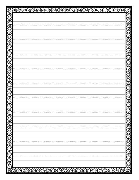 printable writing paper for spring spring writing paper auto design tech