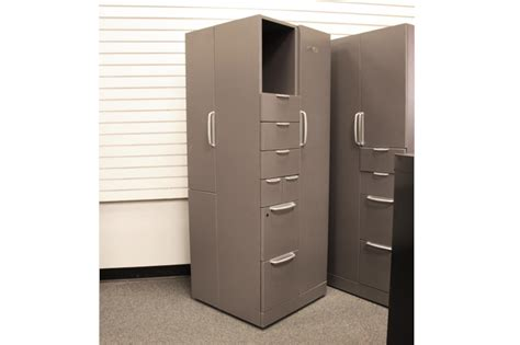 knoll storage wardrobe combo used file cabinets