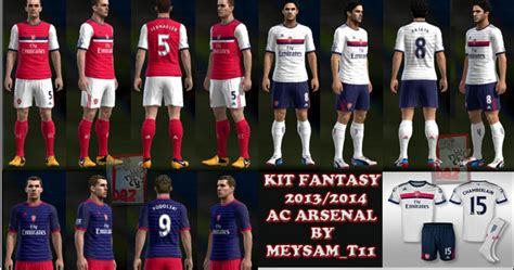 pes modif download kit away arsenal 201314 by adrian18 pes modif download arsenal 13 14 kits by meysam t11