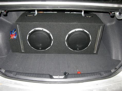 Kia Subwoofer D113 S Audio System Overhaul Phase 3 Kia Forum