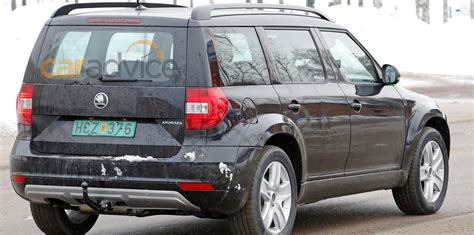 skoda seven seat suv here in early 2017 photos 1 of 3
