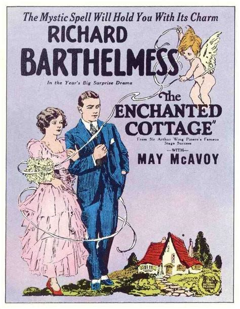 the enchanted cottage 1924 filmaffinity