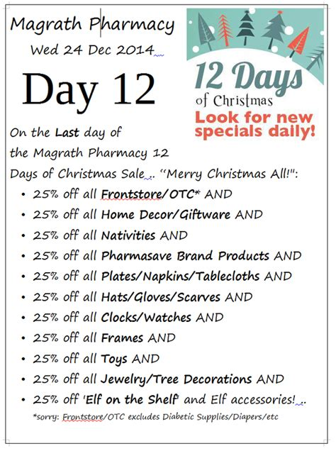 home decorators 12 days of deals blog archives magrath pharmacy pharmasave 333 in
