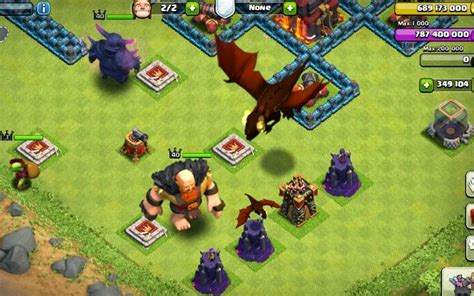 download game coc mod selain fhx new fhx for coc 1 1 0 apk download android strategy games