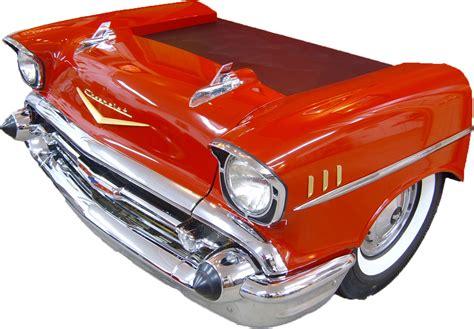 car selbstbaumöbel schreibtisch route 66 store 1957 chevrolet bel air auto schreibtisch
