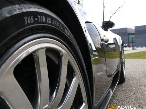 Bugatti Veyron Tires by Bugatti Symbol