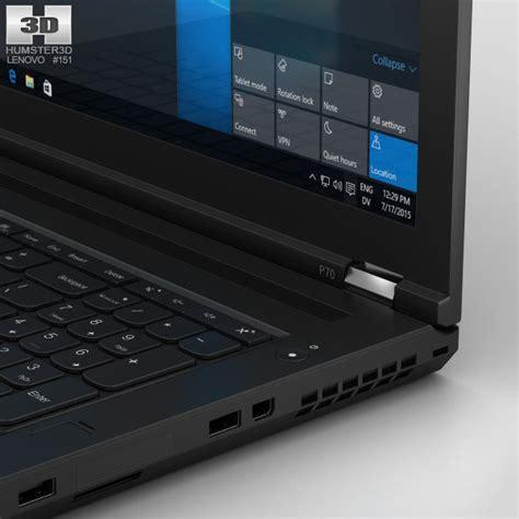 Lenovo Thinkpad P70 lenovo thinkpad p70 3d model humster3d