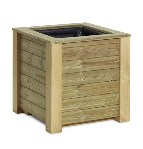Made Planters by Classic Wooden Planters Troughs Made Planters