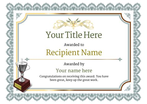 martial arts certificate template free choice image