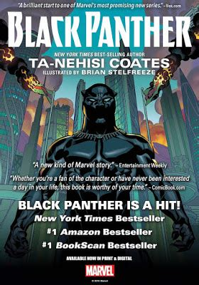 black panther a nation our book 2 cybertoon 09 23 2016 black panther by ta nehisi