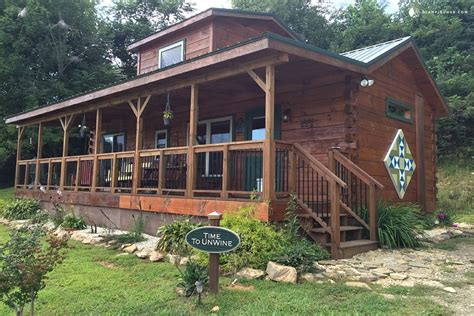 Fancy Gap Va Cabins by Cabin Near Buffalo Mountain Virginia
