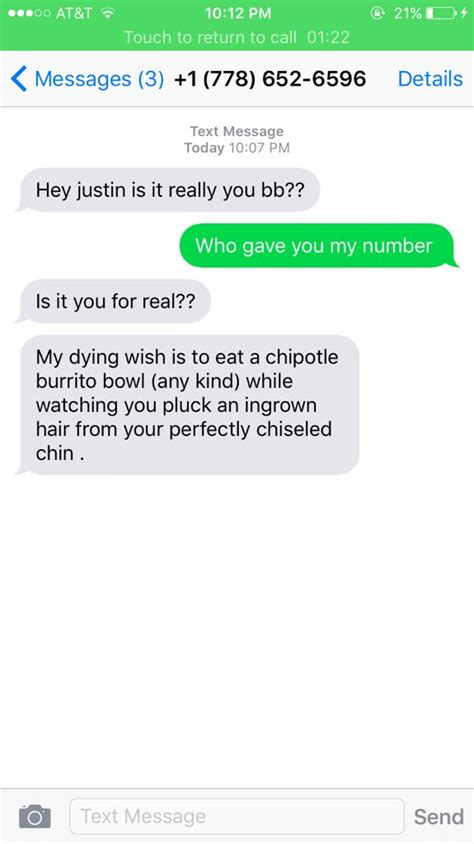 justin bieber real phone number catherine kurtz on quot when annabelote comments ur phone number on justin bieber s insta