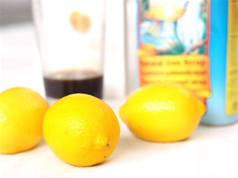 Lemon Detox Diet After by The Master Cleanse Lemon Detox Diet