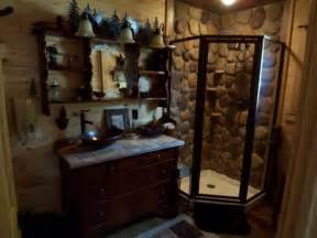 Rustic Bathroom Decor Ideas Bloombety Rustic Cabin Bathroom Decor Ideas Rustic Cabin