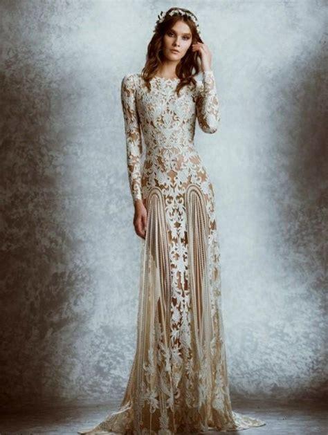 Robe Mariée Manche Longue Boheme - robe de mari 233 e boh 232 me chic choisissez votre mod 232 le
