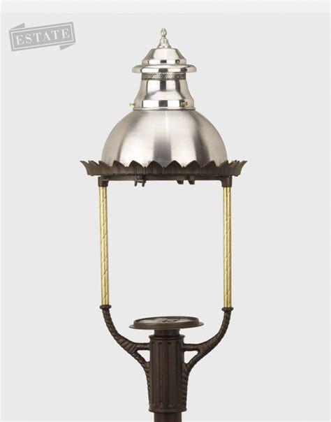 Classic Gas Streetlight For Sale Historic American Gas Light