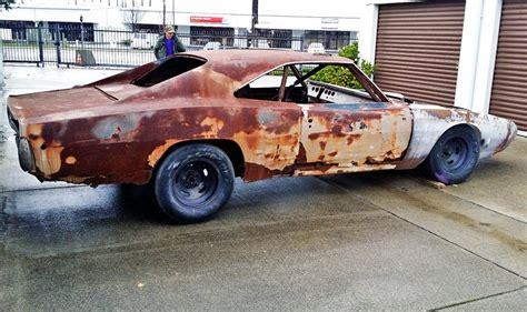 Tragic History: 1969 Dodge Charger Daytona