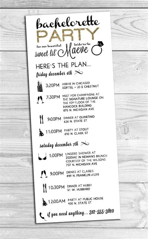 25 Best Ideas About Bachelorette Itinerary On Pinterest Bachelorette Party Pictures Fun Bachelorette Itinerary Template Free