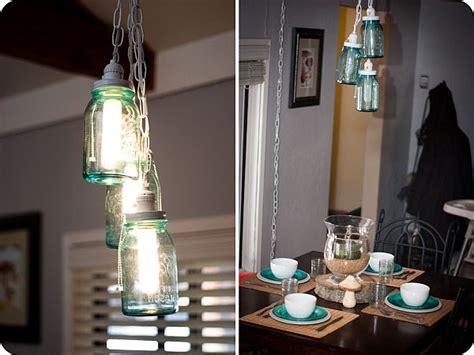 14 Totally Unique Home Design Ideas For The Vintage Lovers Diy Jar Chandelier Tutorial