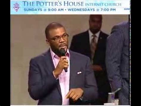 td jakes potters house tyler perry gives t d jakes 1 million dollars at the potters house dallas hd youtube