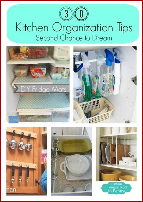 Kitchen Organization Ideas Pinterest 29 Best Images About Organizing On Pinterest Creative Kitchen Organization Tips And Garage