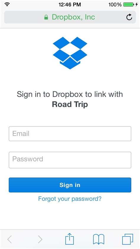 dropbox multiple accounts sync between multiple accounts road trip for iphone and