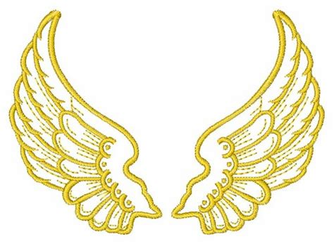 embroidery design angel angel wings embroidery designs machine embroidery designs