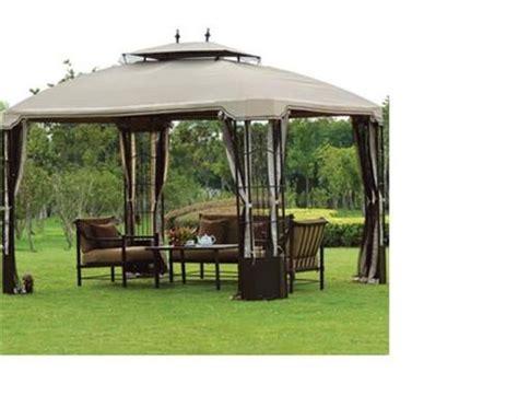 10x12 gazebo 2 10 x 12 gazebo canopy with mosquito netting installed