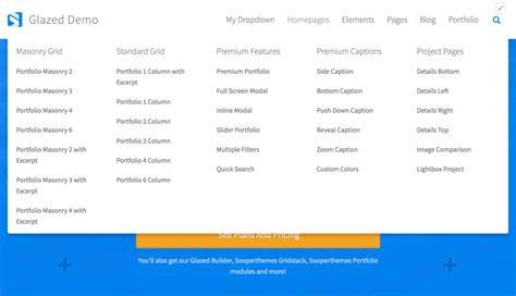 drupal theme vertical menu creating menus and dropdown menus in drupal 8 sooperthemes